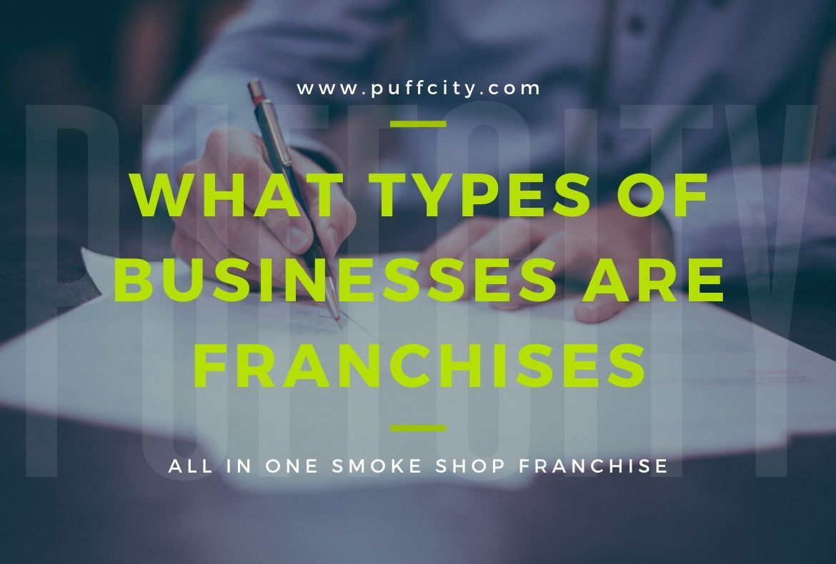 What Types of Businesses are Franchises-2